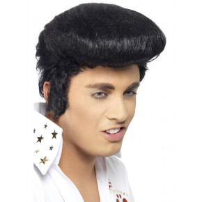Klassisk Elvis Frisure