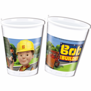 Byggemand Bob Tableware