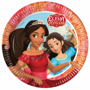Elena of Avalor Middagstallerkner