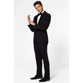 Jet Set Black Sort Tuxedo - Opposuit