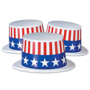 Stars & Stripes tophat