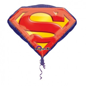 DC Folieballon, Superman Emblem Shape-Ballon