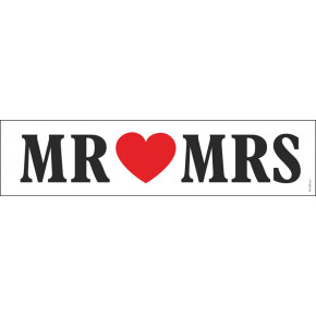 Mr Loves Mrs